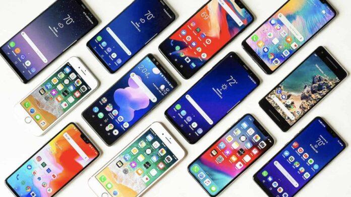 Названы наиболее популярные у украинцев бренды смартфонов