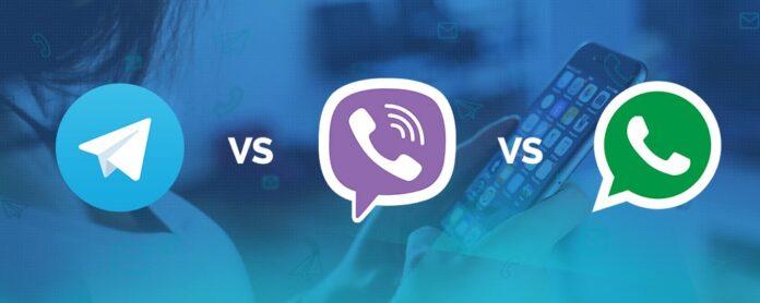Telegram назвали менее безопасным мессенджером чем WhatsApp и Viber