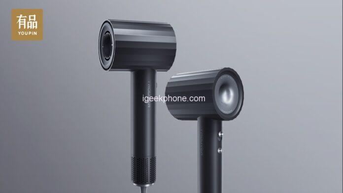 Новый компактный фен для волос от Xiaomi впечатлил мощностью, габаритами и стоимостью