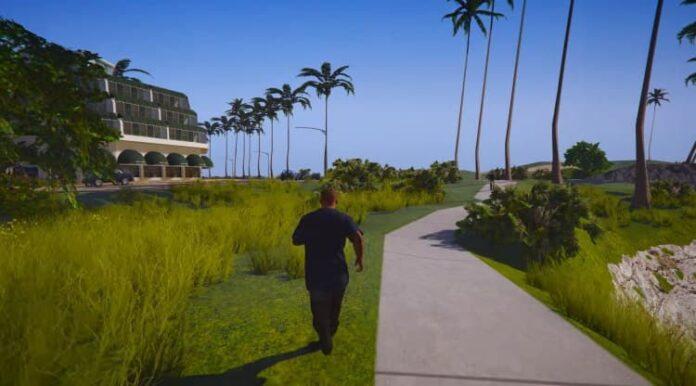 Геймер превратил GTA V в Vice City с реалистичной графикой