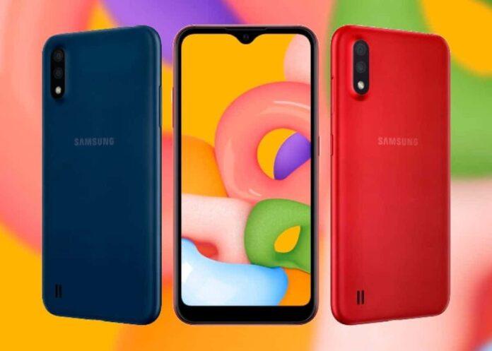Galaxy A02: новый претендент на звание самого доступного смартфона Samsung
