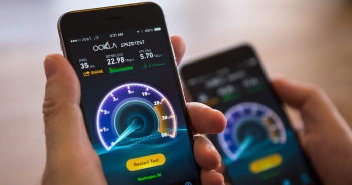 Операторы существенно занижают скорость мобильного интернета. Названы причины