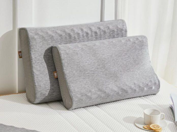 Xiaomi выпустила доступную массажную подушку из натурального латекса