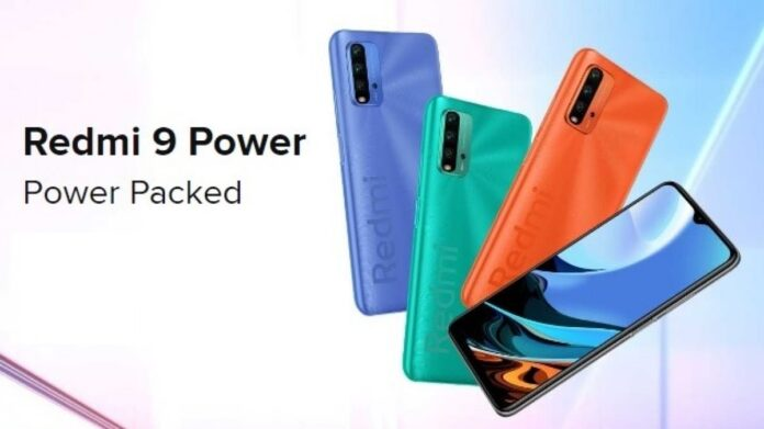 Представили Redmi 9 Power: доступный смартфон с батареей на 6000 мАч и 48 Мп камерой