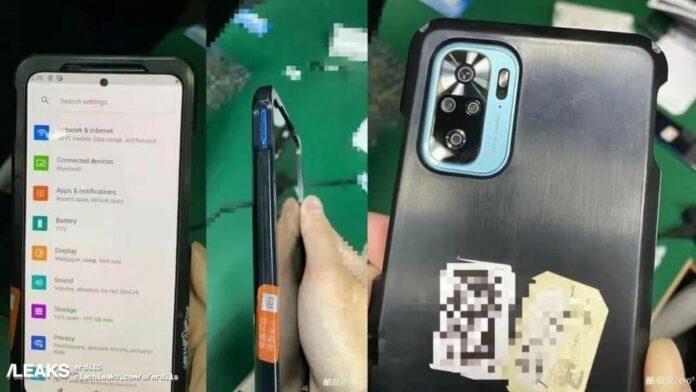 Redmi K40: показали еще один бюджетный флагман Xiaomi