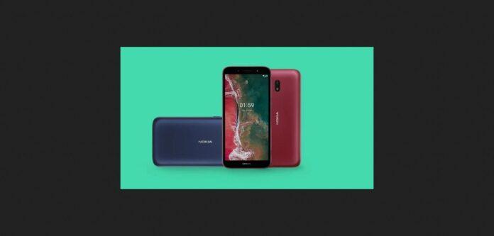 Nokia C1 Plus 4G: самый доступный смартфон компании