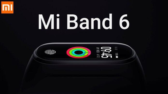 Xiaomi Mi Band 6: «умный» браслет, который впечатлит набором функций