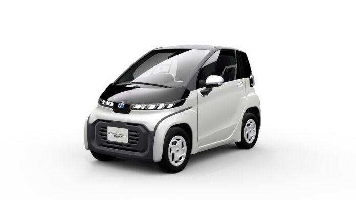 Toyota представила компактный электромобиль за $16 000