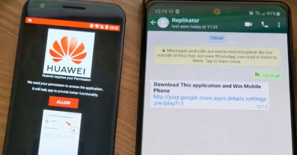 Украинцев предупредили об опасном вирусе, который распространяют с помощью WhatsApp