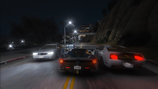Новая реалистичная графика GTA 5 удивила пользователей