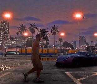 Новый мод GTA 5, на этот раз в 8K