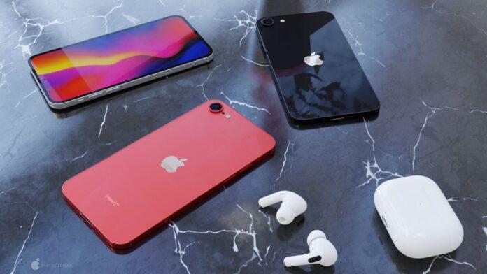 iPhone SE Plus: самый доступный iPhone будет выглядеть необычно