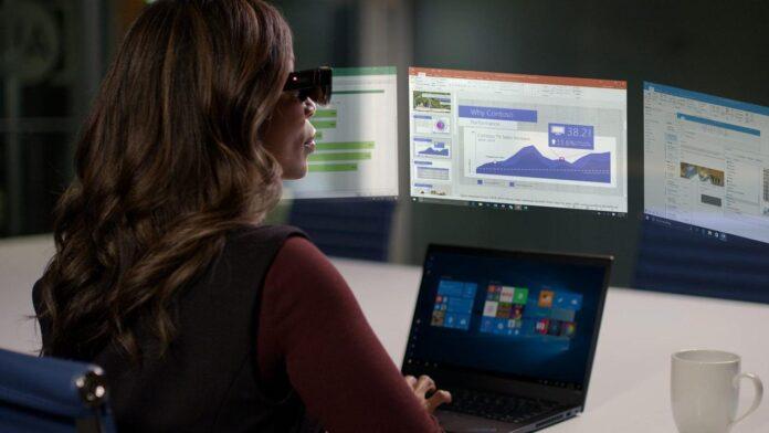 Lenovo ThinkReality A3: «умные» очки, которые умеют вести скрытую сьемку