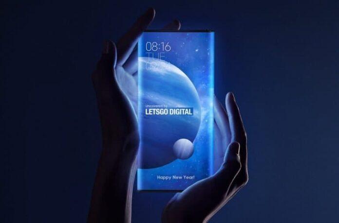 Xiaomi запатентовала два необычных смартфона