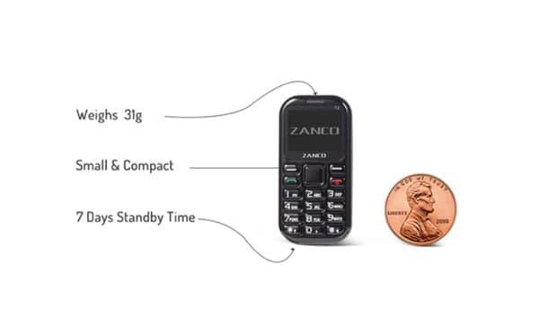Смартфон с поддержкой 3G и размером с компьютерную флешку уже можно купить