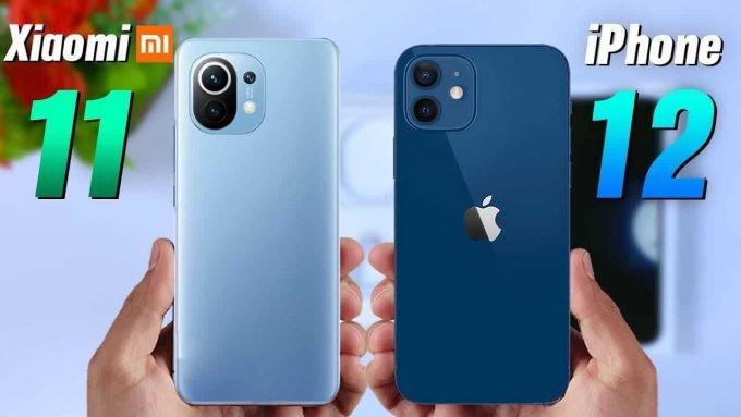 Комплектующие для Xiaomi Mi 11 стоят столько же, как и у iPhone 12