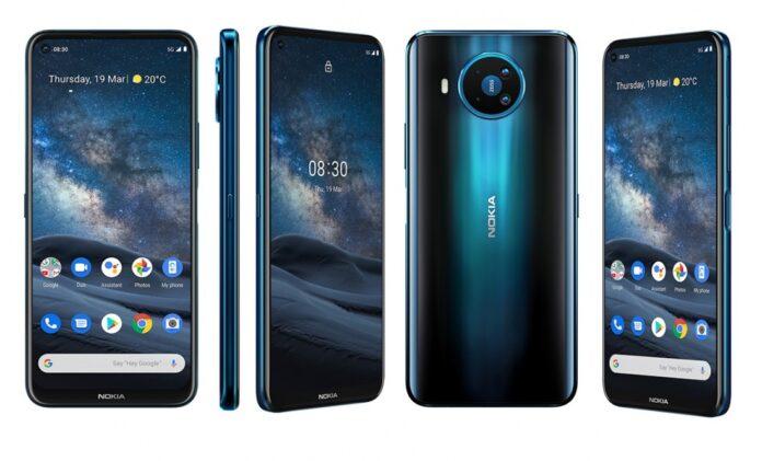 Конкурент Xiaomi Mi 10 Lite 5G от Nokia стал существенно доступнее, но есть нюанс