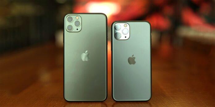 Apple сделала более доступными iPhone 11 Pro и 11 Pro Max