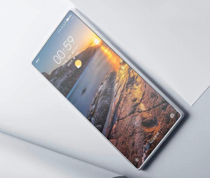 Mi Mix 4: показали самый необычный смартфон Xiaomi в этом году