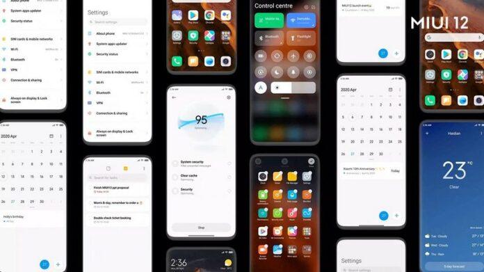 Xiaomi расширила список первых получателей MIUI 12.5