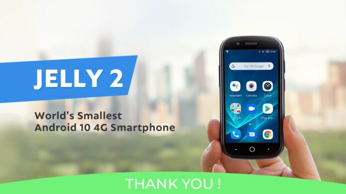 Уникальный 4G-смартфон, который превзошёл даже iPhone 12 mini
