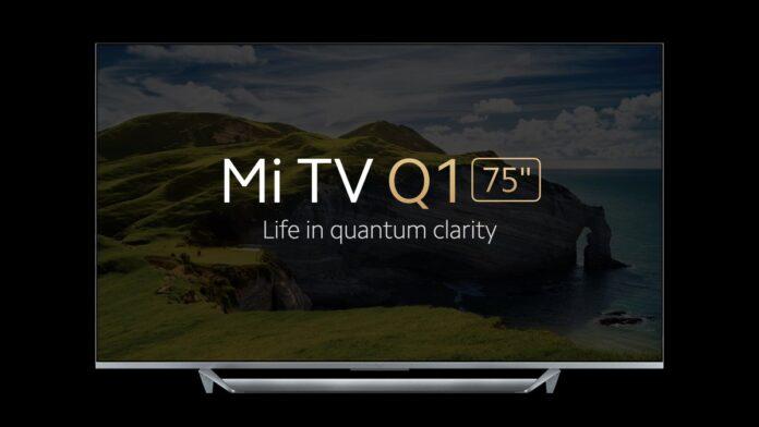 Xiaomi представила свой самый дорогой 4K QLED телевизор