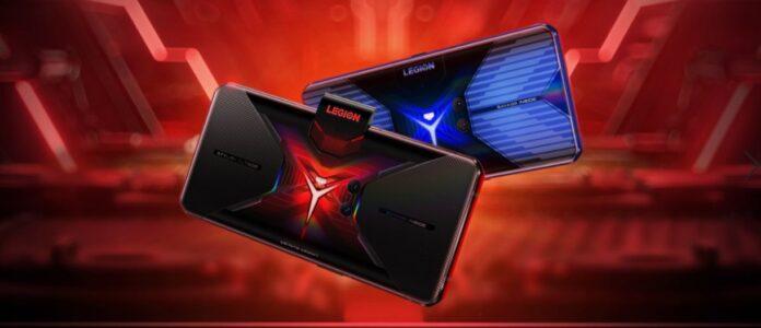 Lenovo представит игровой смартфон Legion на Snapdragon 888  и с уникальной системой охлаждения