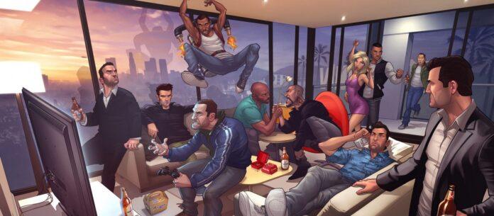 Как может выглядеть реалистичная графика GTA 6 показали в видео