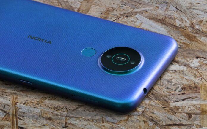Nokia представила свой самый доступный смартфон в 2021 году