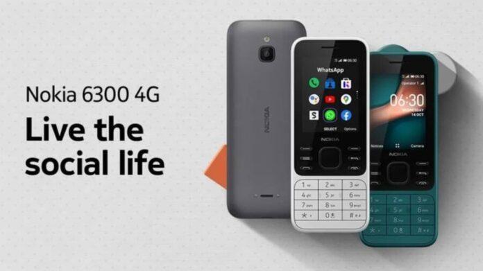 Nokia представила доступный кнопочный телефон с поддержкой WhatsApp, Facebook, YouTube и Google Assistant