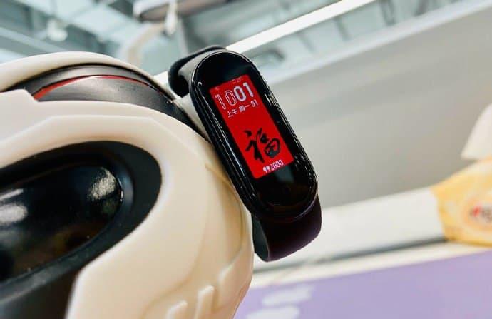 Xiaomi Mi Band 5 получил обновление, которое исправляет главный недостаток
