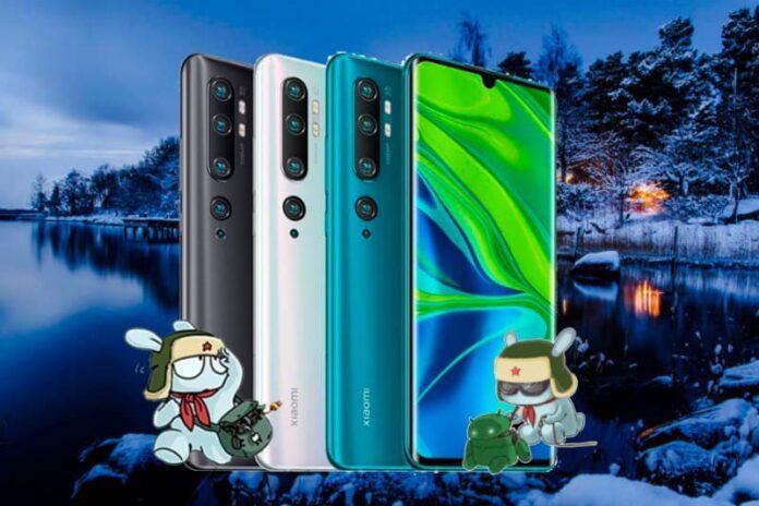 Полный список смартфонов Xiaomi, которые первыми получат MIUI 12.5