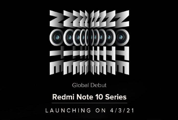 Redmi Note 10 «засветился» на официальном сайте
