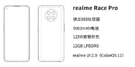 Realme Race: назвали главное преимущество доступного флагмана над Xiaomi Mi 11