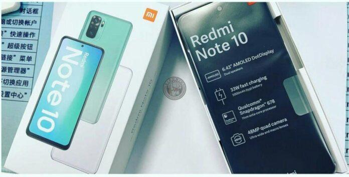 Xiaomi порадует доступной стоимостью Redmi Note 10
