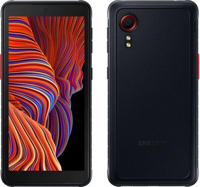 Samsung порадует любителей прочных смартфонов защищённой моделью Galaxy Xcover 5