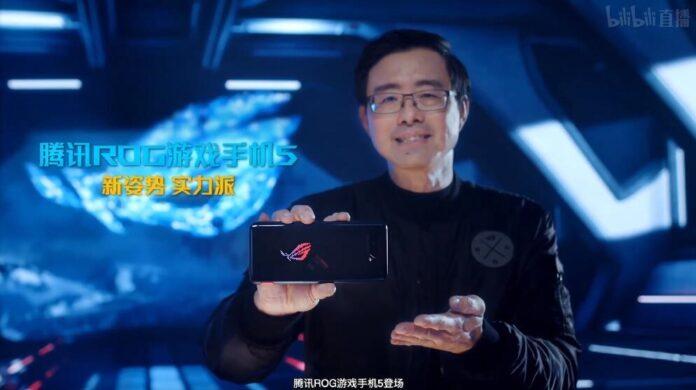 Представлен ASUS ROG Phone 5: первый игровой смартфон с 18 Гб оперативной памяти и Snapdragon 888