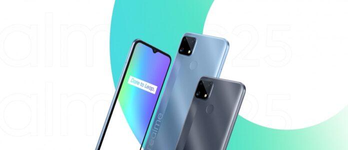 Realme представила доступный смартфон с аккумулятором 6000 мАч