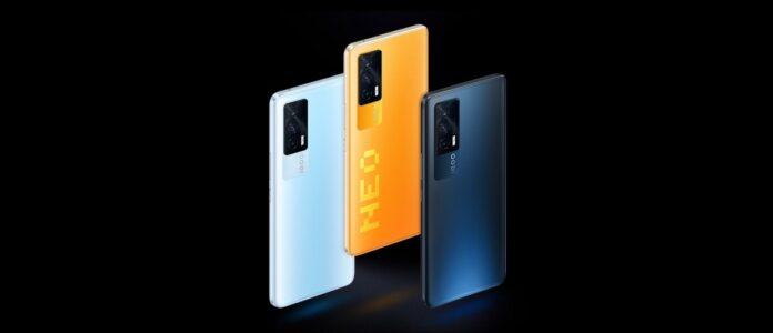 Vivo iQOO Neo 5 стал серьезным конкурентом для Xiaomi Redmi K40