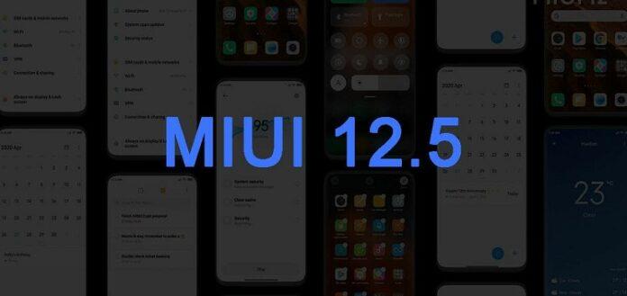 MIUI 12.5 принесла много новых функций в смартфоны Xiaomi