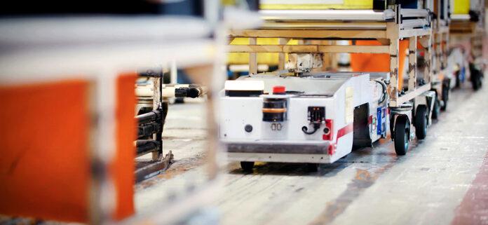 Аккумуляторы из автомобилей Nissan будут устанавливаться в роботов