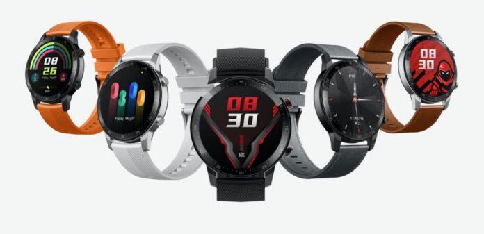 Nubia презентовала первые «умные» часы Red Magic с 1,39-дюймовым AMOLED-дисплеем, GPS и датчиком здоровья
