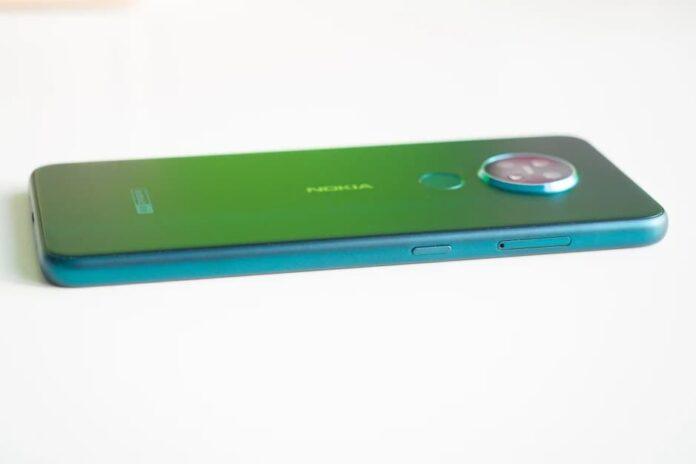 Nokia G10: первый доступный игровой смартфон