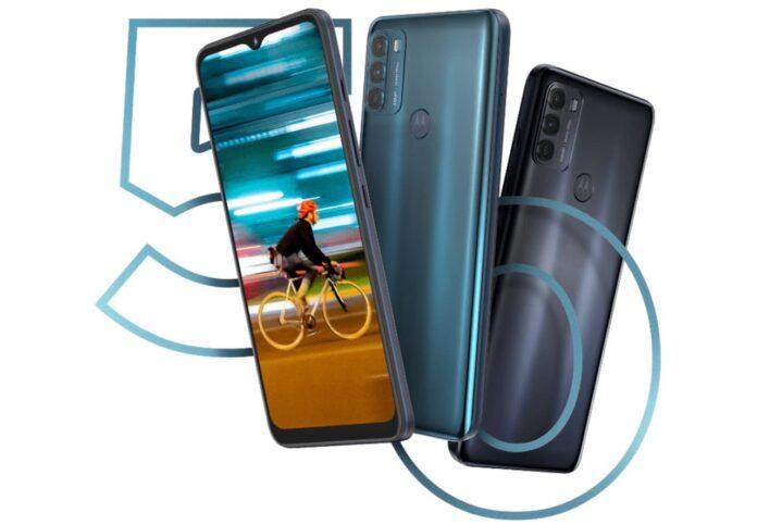 Официально подтверждён дизайн главного конкурента Redmi Note 10 от Motorola