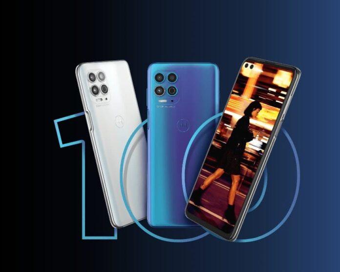 Motorola представила конкурента Poco F3