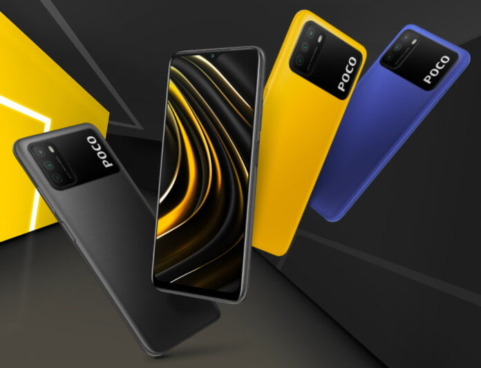 Xiaomi POCO M3 временно подешевел – Snapdragon 662, 6000 мА*ч и 48-Мп камера со скидкой до 65 долларов
