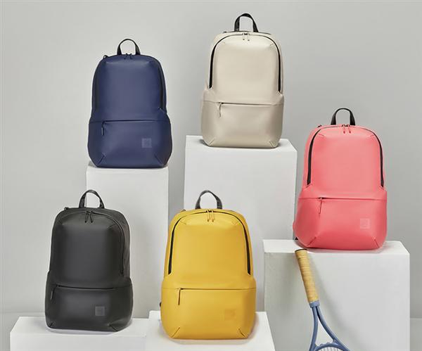 Xiaomi выпустила доступный спортивный рюкзак и чемодан