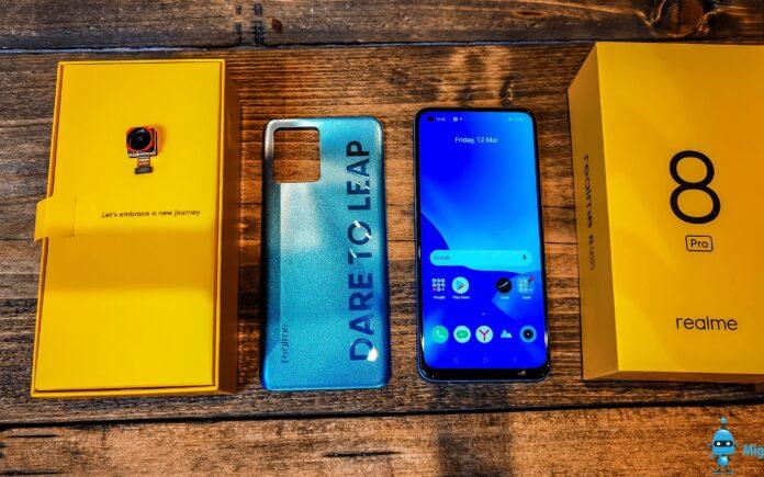 Realme 8 Pro станет более доступным конкурентом Redmi Note 10 Pro