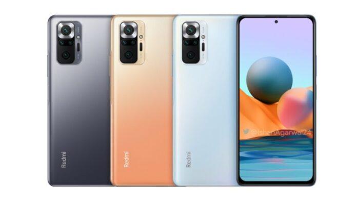 Названа стоимость смартфонов серии Redmi Note 10 в Украине