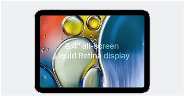 iPad mini 6: новый дизайн и большой экран